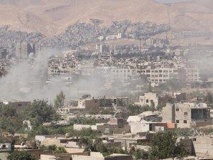 'IŞİD Tel Abyad'da Kontrolü Sağladı'