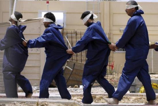 İşkence Kampı Guantanamoda 10. Yıl
