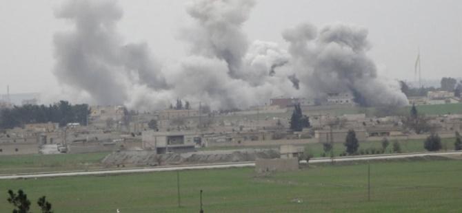 IŞİD Tel Abyad'dan Çekildi