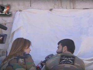 Esed Rejimi Kameramanı Canlı Yayında Vuruldu