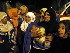 Suriye'de Ablukalar Sürüyor!