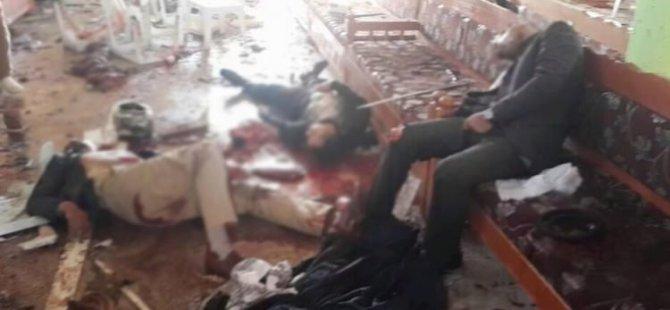 Taziye Merasimine Bombalı Saldırı: 20 Ölü