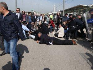Oyak Renault'da İşçilerin Eylemine Müdahale