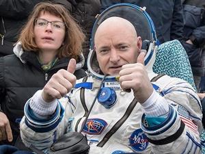 Uzayda Bir Yıl Geçirdiler: Kelly ve Kornienko Dünya'ya Döndü