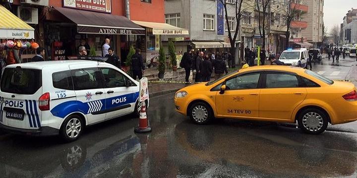 Bayrampaşa'da Çevik Kuvvet Şube Müdürlüğü'ne Saldırı!