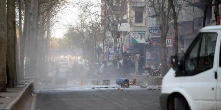 Valilikten HDP'nin Provokasyonuna Gelmeyen Halka Teşekkür