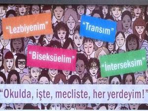 CHP Yeni Cumhuriyetçi Kadın Modeline LGBTİ ile Kavuşmuş!