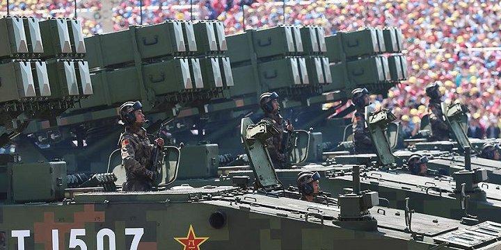 Çin Savunma Bütçesini Artırıyor
