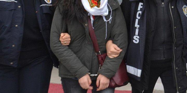 HDP Şırnak-İdil İlçe Eş Başkanı Gözaltına Alındı
