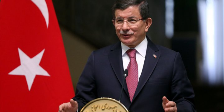 Davutoğlu'ndan İran ile Suriye'de 5 İlkede Mutabakat Vurgusu