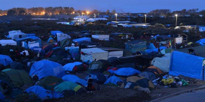 Fransa'daki Sığınmacı Kampında Büyük Skandal