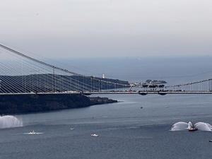 İstanbul'un İki Yakası Üçüncü Kez Birleşti