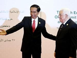 """""""Endonezya, Filistin'i Bağımsız Olarak Tanımlayacaktır"""""""