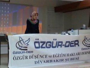 Diyarbakır Özgür-Der'den 28 Şubat Programı