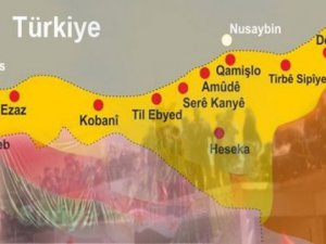 Rojava'da PYD Eliyle Kürtler'e Statü Bir Hayale Dönüşürken