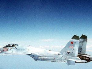 Rus Bombardıman Uçakları Manş Denizi'nde Gerginlik Yarattı