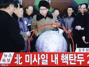 Kuzey Kore: Minyatür Nükleer Füze Geliştirdik
