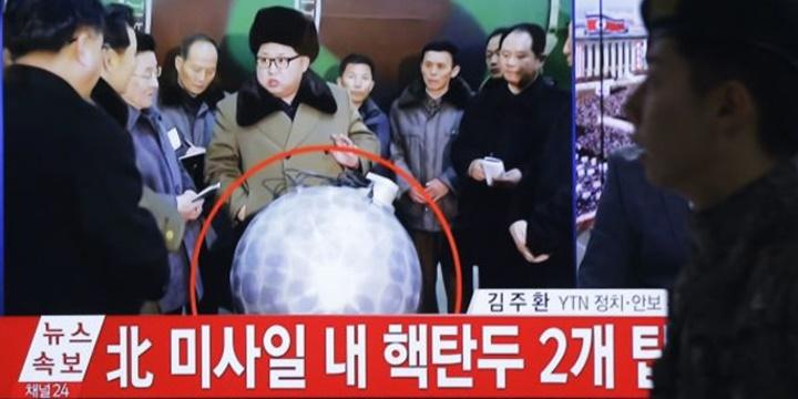 Kuzey Kore'den Uzun Menzilli Füze Motoru Hamlesi