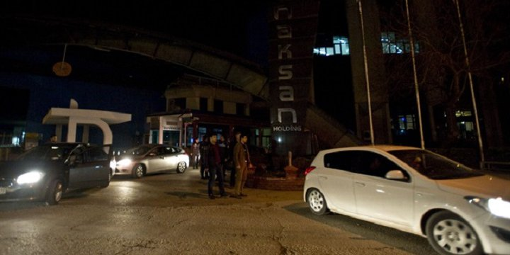 Naksan Holding'e Paralel Yapı Operasyonu: 9 Gözaltı