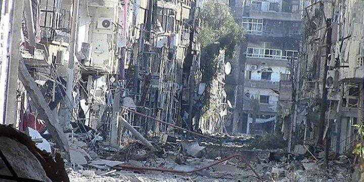 Kuşatma Altındaki Darayya'da Kriz Büyüyor