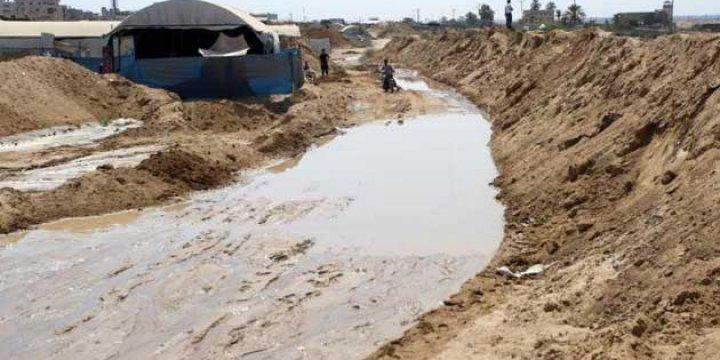 Gazze'de Tünel Çöktü: Enkaz Altında Kardeşlerimiz Var!