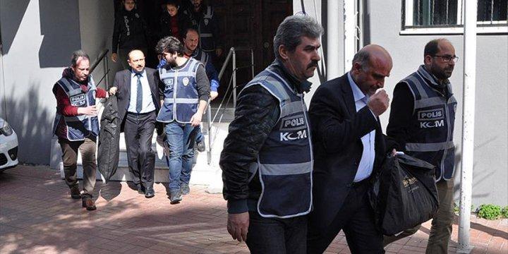 Eski Müsteşar ve Rektör Tutuklandı