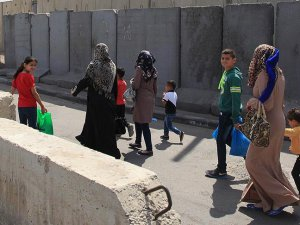 """""""Filistinli Ailelerin Sürgün Edilmesi Çok Riskli Bir Adım"""""""