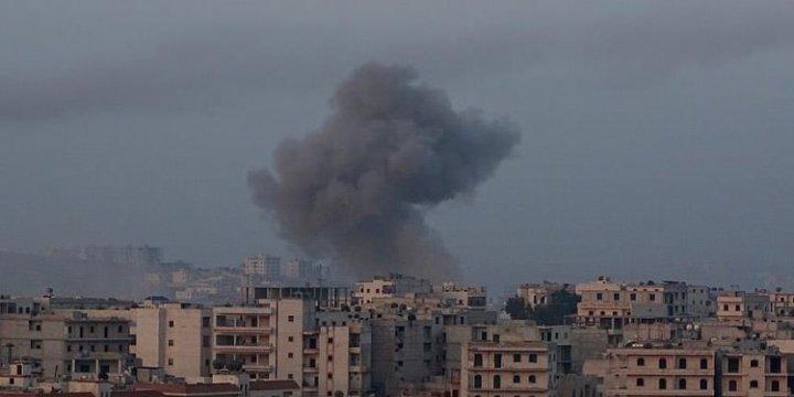 Suriye'de Ateşkes 477 Kez İhlal Edildi