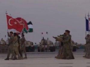 """""""İslam Ordusu"""" Tatbikatından Büyüleyici Kareler ve Gerçeklik"""