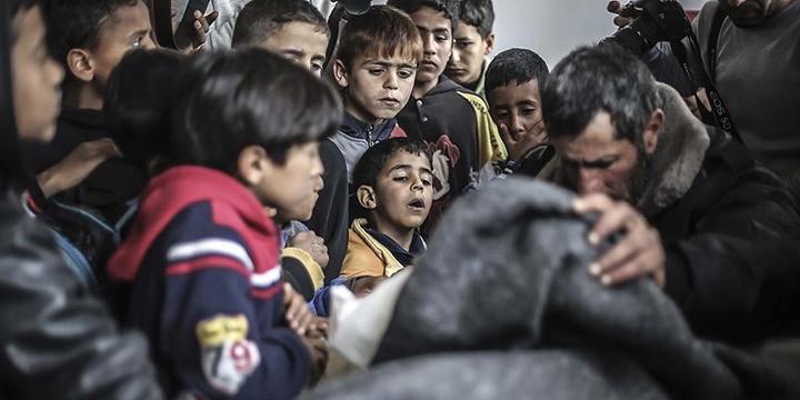 İşgalci İsrail'in Hava Saldırısında Bir Çocuk Daha Hayatını Kaybetti!