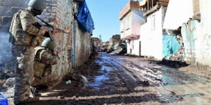 PKK'lıların Bağlar'a İlk Giriş Yaptığı Ana Dair Görüntüler