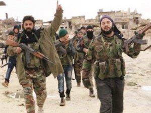 35 Bin Şii Milis Suriye'de Rejim Saflarında Savaşıyor