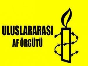 Uluslararası Af Örgütü'nden Fesfus İçin Çağrı