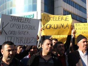 Sur Halkı İnisiyatifi Sur'da PKK'yi Protesto Etti!