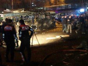 Ankara'da Patlama: Çok Sayıda Ölü ve Yaralı Olduğu Söyleniyor!