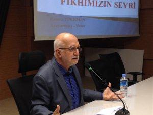 """Çorum Özgür-Der'de """"İslami Mücadele Fıkhımızın Seyri"""" Konuşuldu"""