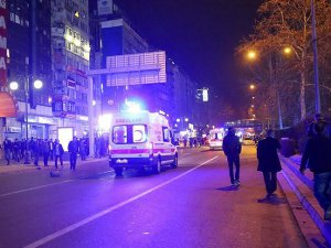 Ankara'daki Bombalı Saldırıda Hayatını Kaybedenlerin Sayısı 37'e Çıktı