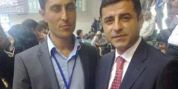 HDP Dilovası İlçe Başkanı Gözaltına Alındı