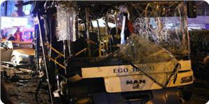 Hamas Hareketi Ankara'daki Saldırıyı Kınadı