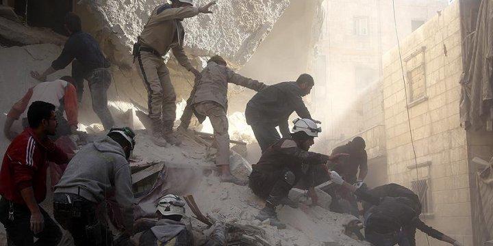 'Suriye'deki Anlaşma 591 Kez İhlal Edildi'