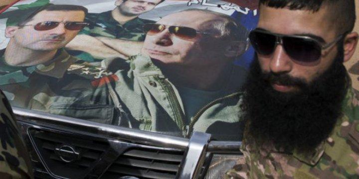 Esed'ten Putin'e Palmira Teşekkürü