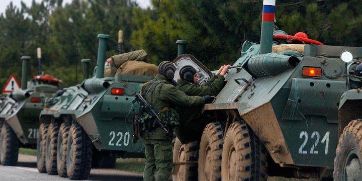 'Ukrayna'nın Doğusunda 6 Bin Rus Askeri Bulunuyor'