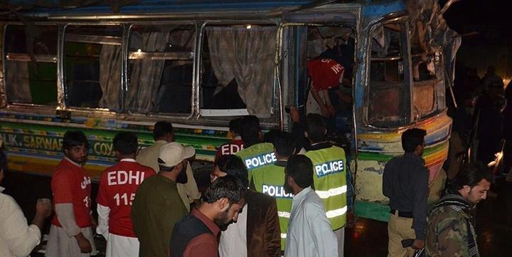 Pakistan'da Bombalı Saldırı: 15 Kişi Hayatını Kaybetti