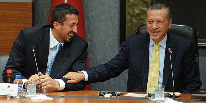 Hidayet Türkoğlu Cumhurbaşkanı Başdanışmanı Oldu