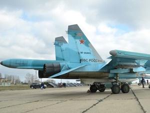 Rusya'ya Ait Bir Grup Uçak Daha Suriye'den Ayrıldı