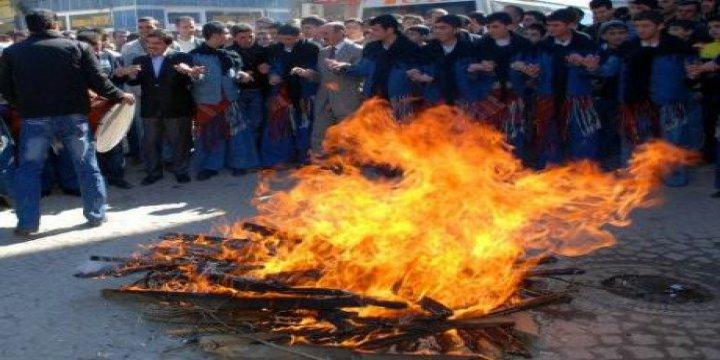 PKK/PYD Suriye Kürdistanı'nda Newroz'u Yasakladı
