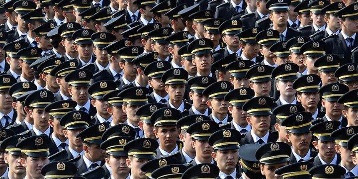 15 Bin Yeni Polis Kadrosu Açılılıyor