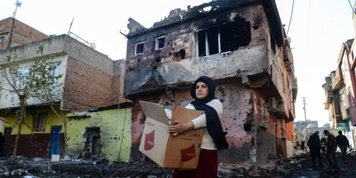 'Doğudan Batıya Tüm Toplum Rehabilitasyona Muhtaç'