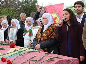 PKK'lı Cenazesine Katılan Vekiller Hakkında Soruşturma Başlatıldı