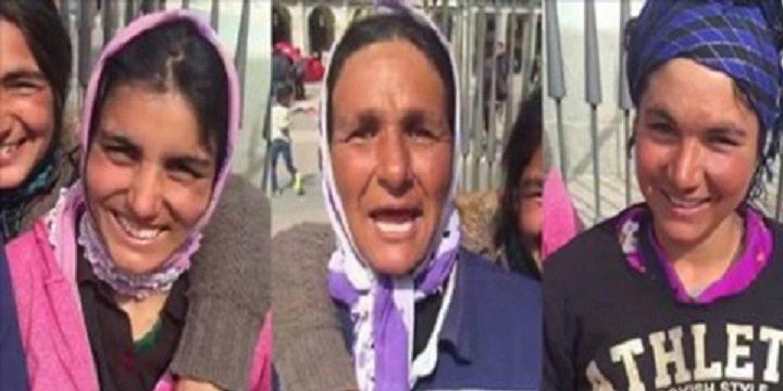 PSV'lilerin Alay Ettiği Kadınlar İstanbullu